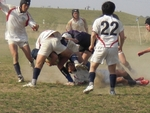 2011/4/17 vs 明治MRC
