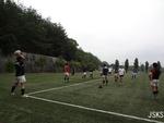 2012/06/30 vs HT 試合前FW