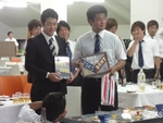 2012/06/30 vs HT AFTERMUTCH 主将挨拶